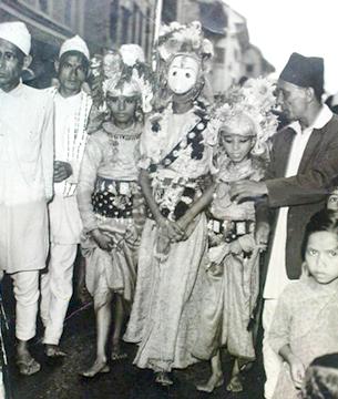 History of <em>Rajopadhyaya</em>